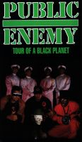 Public Enemy: Tour of a Black Planet